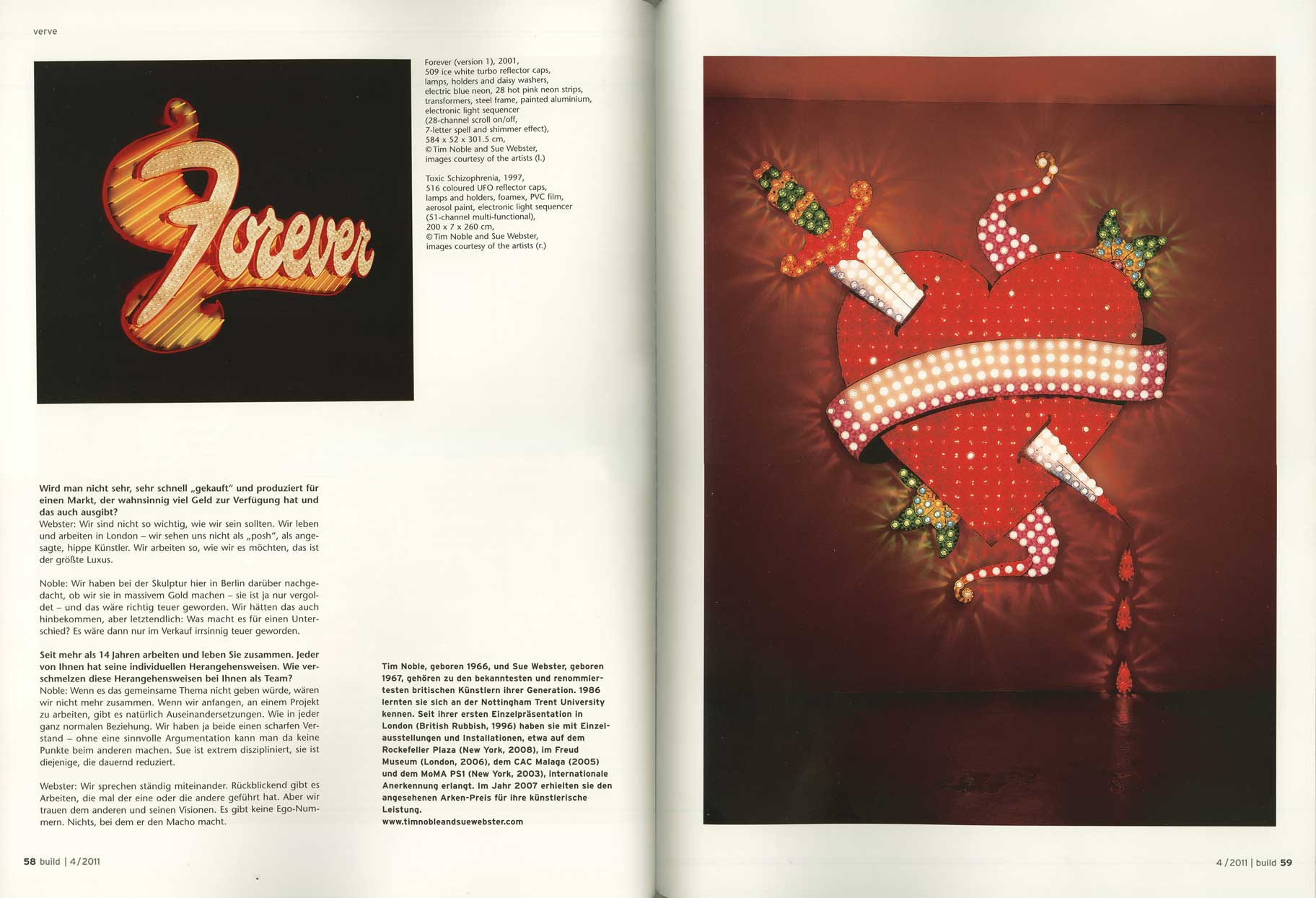 Build Magazine, 2011 pgs 58-59