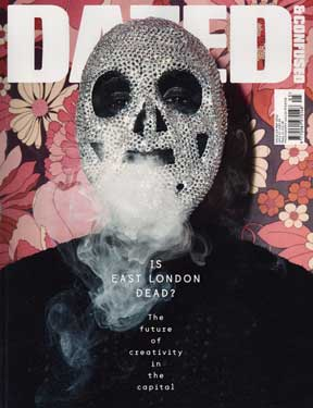 Dazed & Confused May 2012 cover